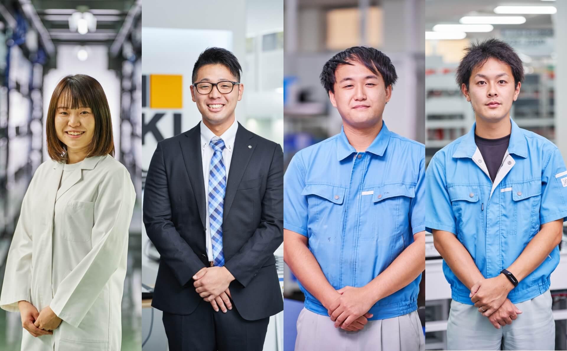 伊東電機株式会社 リクルートサイト 仕事内容の紹介