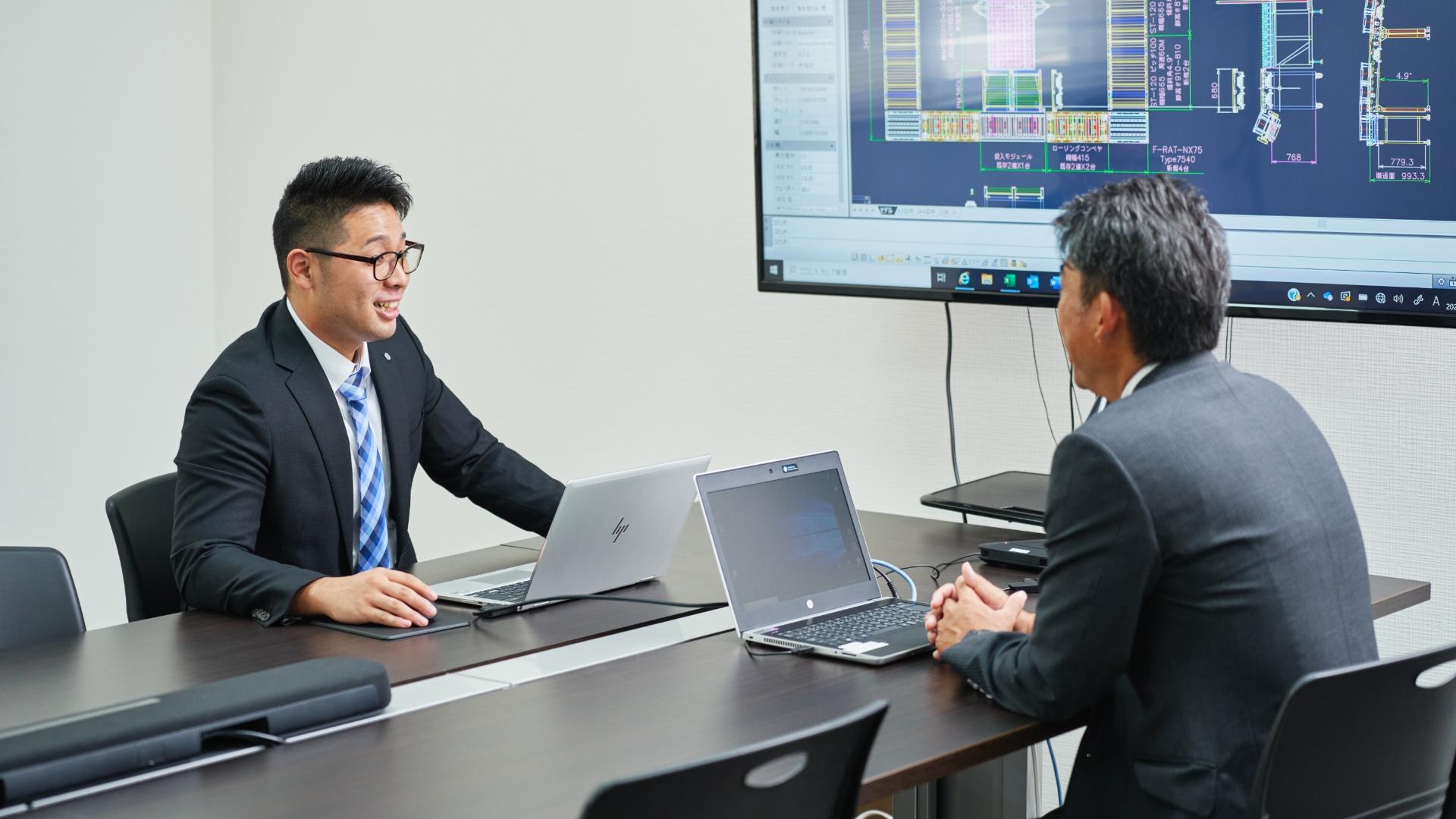 伊東電機株式会社 リクルートサイト 社員インタビュー | SE課(システムエンジニアリング)
